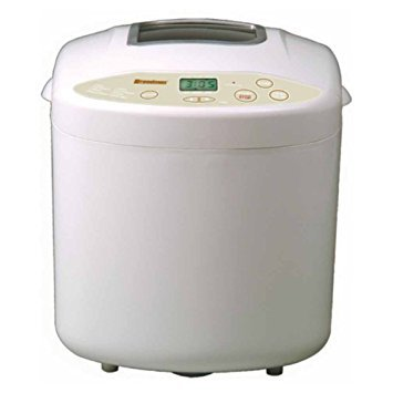 Breadman(R) TR520 2-pound Horizontal Breadmaker
