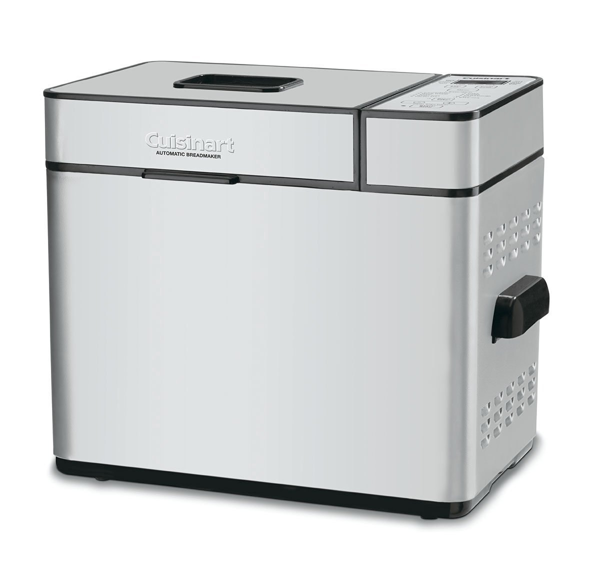 4 Cuisinart BMKR-200PC Fully Automatic Compact Bread Maker