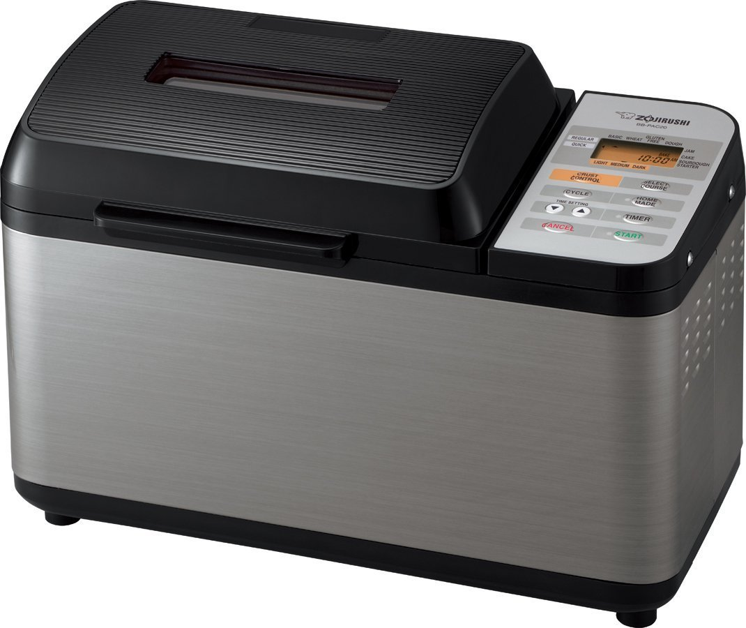 Zojirushi BB-PAC20 Home Bread Maker Image