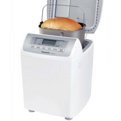 Panasonic SD-RD250 Bread Maker with Automatic Fruit & Nut Dispenser Image