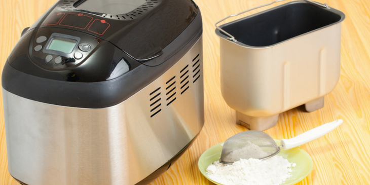 How To Use A Bread Maker Image