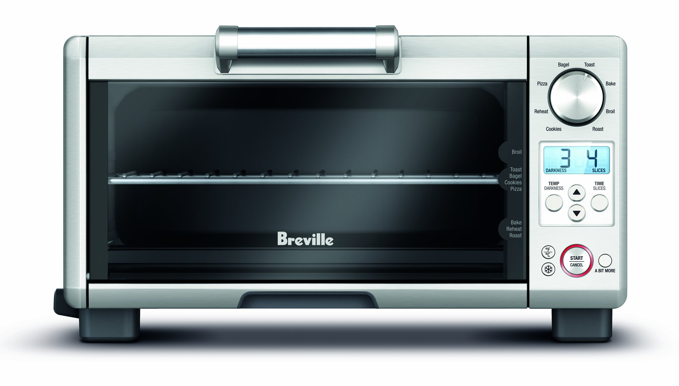oven toaster review mini smart convection reviews breville