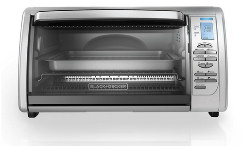 Black and Decker Toaster Oven Overview