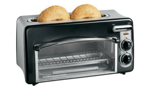 Hamilton Beach Toastation 2-Slice Toaster and Countertop Oven Overview