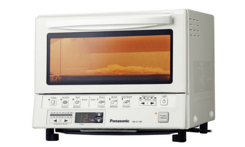 Panasonic PAN-NB-G110PW Flash Xpress Toaster Oven Overview