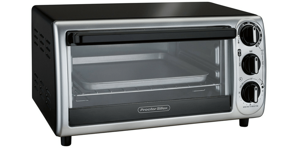 Proctor Silex 31122 Modern Toaster Oven Review