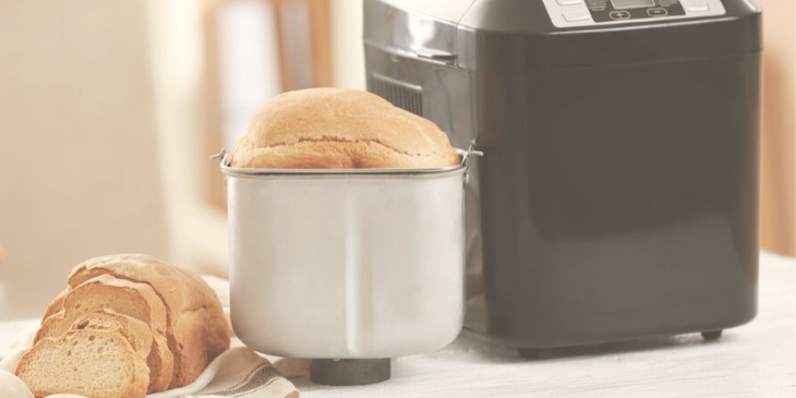 5 Easy Bread Maker Recipes