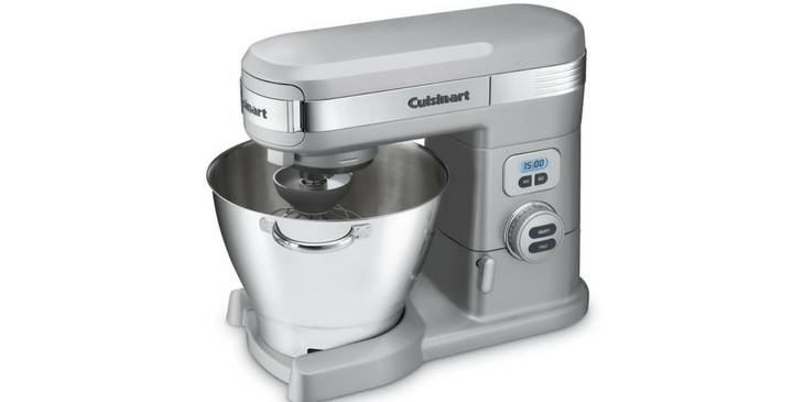 Review Of The Cuisinart Stand Mixer