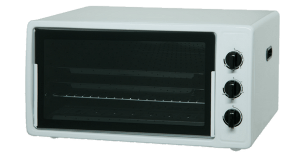 Left Front Image Of A Toaster Oven