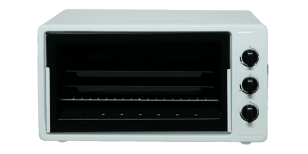 Front Image Of A Toaster Oven