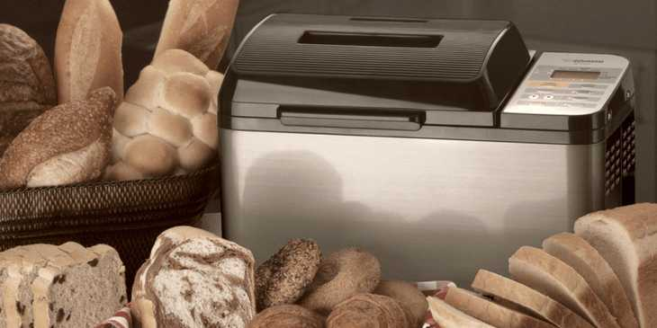 Our favorite five Zojirushi bread maker recipes