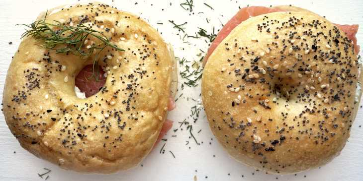Zojirushi bagel recipe