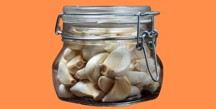 Why use a garlic keeper